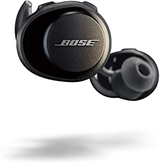 Bose SoundSport Free Wireless Headphones - Black