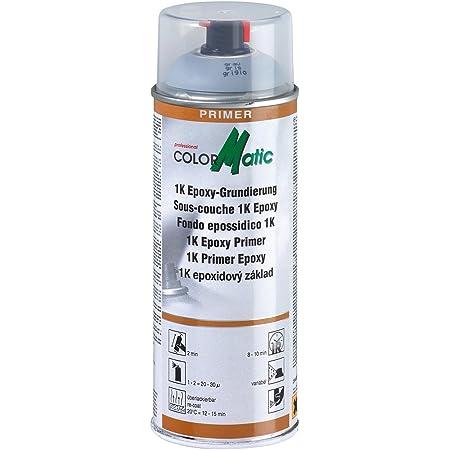 Colormatic 174414 1k Epoxy Primer 400 Ml Grau Auto