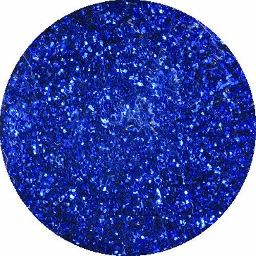 放映電気保安ビューティーネイラー ネイル用パウダー 黒崎えり子 ジュエリーコレクション ブルー0.05mm
