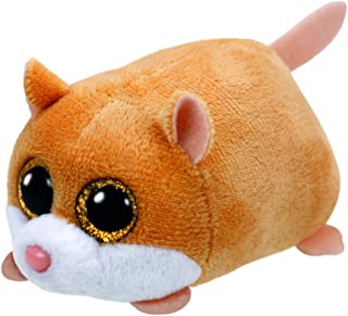 Ty Beanie Boos - Teeny Stackable Plush - PEEWEE the Hamster (4 inch)