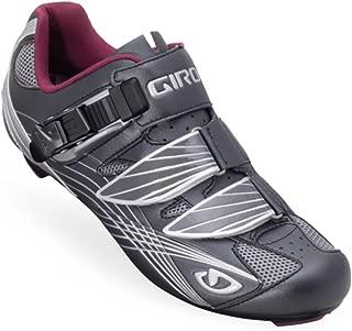 Solara Women's Shoes Gunmetal/Berry, 42.0