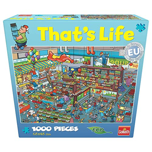 Goliath Puzzle That's Life Supermercado (71307)