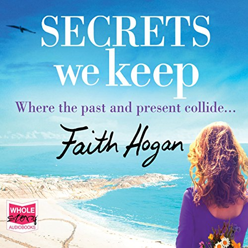 Secrets We Keep audiobook cover art