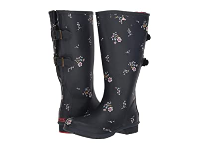 Chooka Versa Shea Rain Boot (Navy) Women