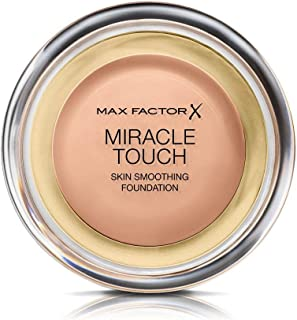 Max Factor Miracle Touch Smoothing Foundation 70 Natural (Old Formula)