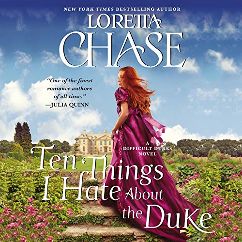Couverture de Ten Things I Hate About the Duke