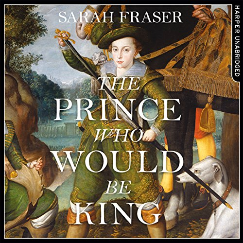 The Prince Who Would Be King cover art