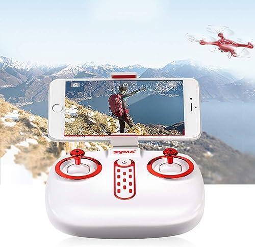 MCCW Drone WiFi Echtzeitübertragung Somatosensorik Intelligente Fernbedienung mit Fester H  Größes vierachsiges HD-Echtzeit-Luftfürzeug
