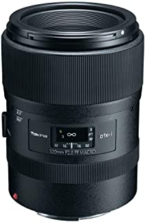 Tokina ATX-I 100MM F2.8 FF for Canon EF Mount