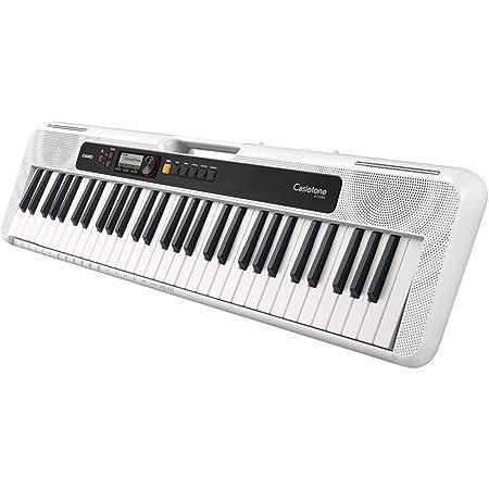 Casio CT-S200WE - Teclado de piano, Blanco