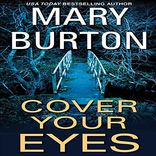 Cover Your Eyes audiobook cover art