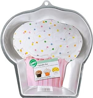 Wilton Novelty Cupcake Pan, 9.75