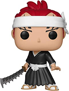 Funko Pop Animation: Bleach - Renji Collectible Figure, Multicolor