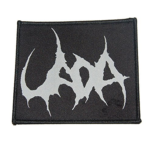 Uada - Logo - Patch/Aufnäher