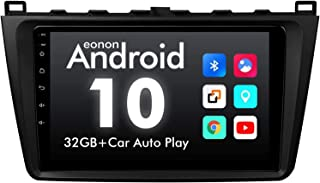 """$547 » for Mazda 6 2009 2010 2011 2012 Android 10 GPSNavigation 2G+32G Quad-Core 9"""" HD Touchscreen Indash Car Stereo Audio Video..."""