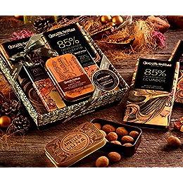 Chocolate Amatller - Chocolates variados en Cesta Regalo