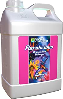 General Hydroponics Floralicious Bloom for Gardening, 2.5-Gallon