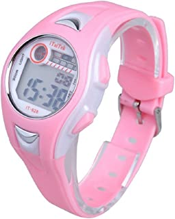 LookatooL Children Boys Girls Swimming Sports Digital Wrist Watch Waterproof