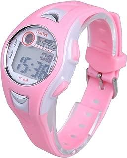 LookatooL Children Boys Girls Swimming Sports Digital Wrist Watch Waterproof