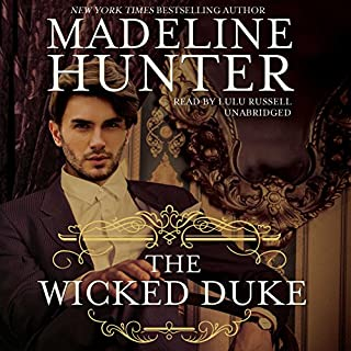 The Wicked Duke audiobook cover art