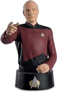 Star Trek - Star Trek Captain Jean-Luc Picard Bust - Eaglemoss Collections