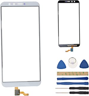 Pearl White LLD-AL00 Touch Panel Replacement Compatible with Honor 9 Lite LLD-AL10 LLD-TL10 LLD-L31 LLD-L21 LLD-L11