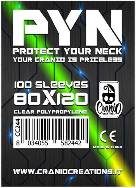 Cranio Creations Cc246 Pyn 100 Sleeves 65X100
