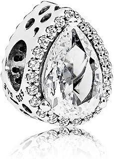 Pandora Women Silver Bead Charm - 796245CZ