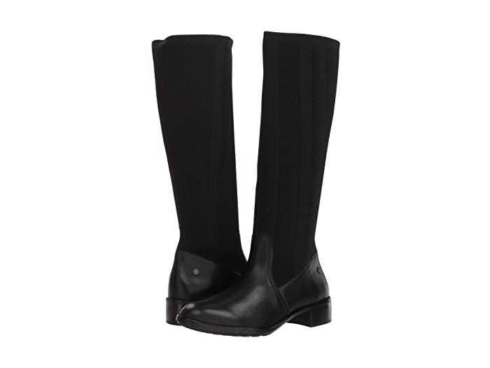 Aetrex  Belle (Black) Womens Pull-on Boots