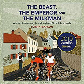 The Beast, the Emperor and the Milkman cover art