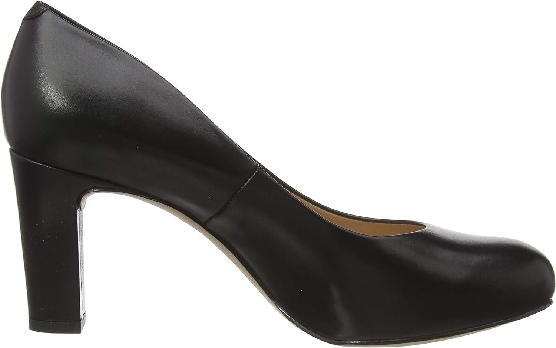Unisa Numis_20_NA Pumps voor dames zwart (black/black)