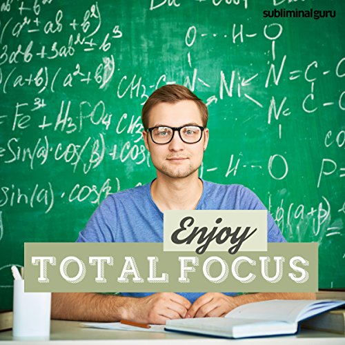 Enjoy Total Focus cover art