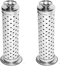 Tip 'n' Top Safety Agarbatti Stand with Dhoop Holder on Top (Set of 2, Silver)
