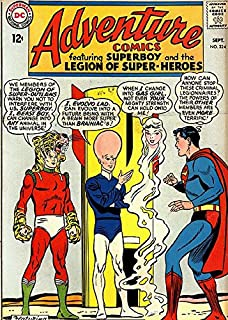 Adventure Comics (1938 series) #324