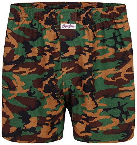 Sugar Pine Boxershorts Camouflage (S / 4/48) (2000-SP-1702-S)