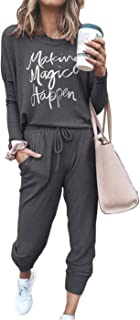 Lounge Sets for Women Sweatsuits Sets Two Piece Outfit...