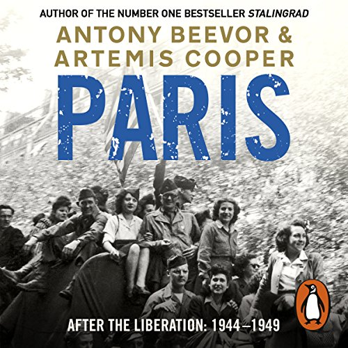 Paris After the Liberation audiobook cover art