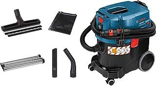Bosch Professional GAS 35 L SFC+ - Aspirador seco/h?medo (1380?W, capacidad 35?l, manguera 3?m, SFC+, 254?mbar)