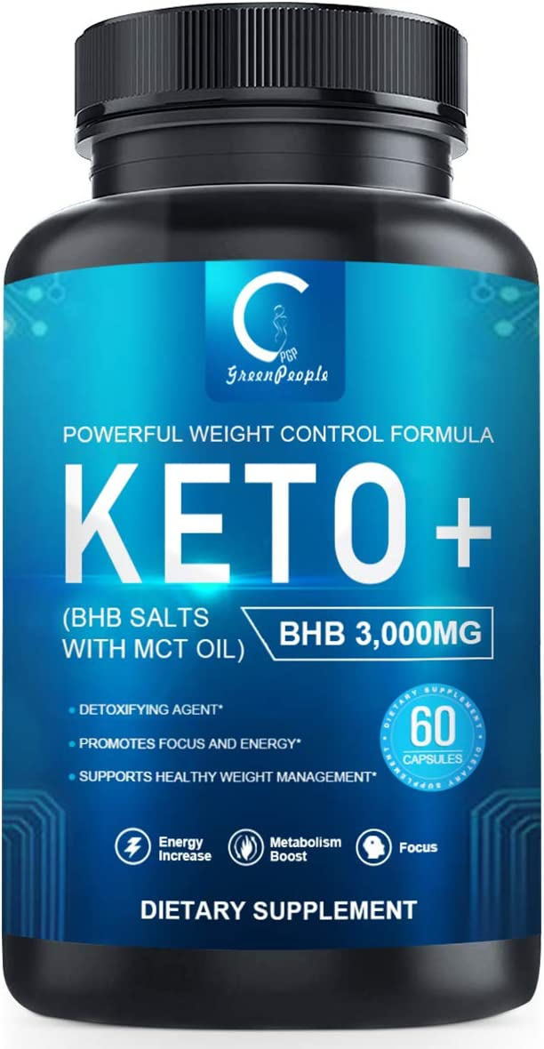 New mail order Keto Diet Pills with Pure GPGP GREENPEOPL Al sold out. Exogenous BHB Ketones