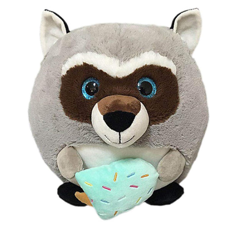 Hugme Plush Raccoon Toy Stuffed Animal 11 inch