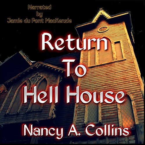 Return To Hell House audiobook cover art