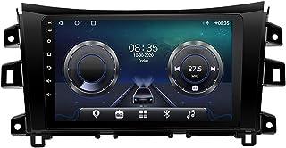 Auto GPS Navigatie voor Nissan Navara Np300 2016-2018, 9 Inch Auto Multimedia Speler Auto Radio DVD Video Stereo, Onderste...