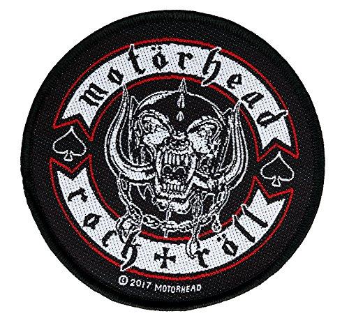 Motörhead Rock ´Roll Aufnäher Patch Gewebt & Lizenziert !!
