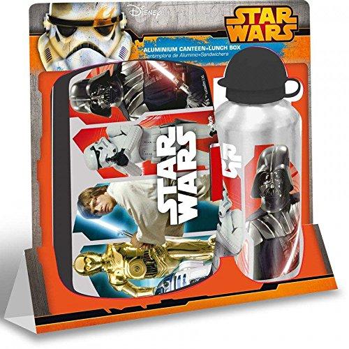 Gourde et boîte à sandwich Star Wars