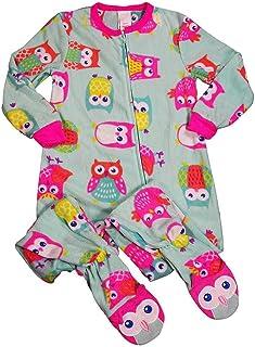 Girl's Blanket Sleepers | Amazon.com