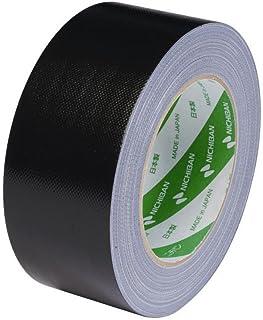 ニチバン 布テープ 50mm×25m巻 102N6-50 黒