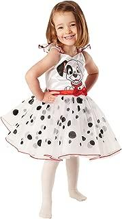 2-3 Years Girls 101 Dalmations Ballerina Costume