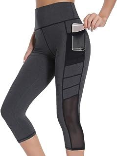 Joyshaper Yoga Legging with Pockets for Women Workout Tights Running Pants