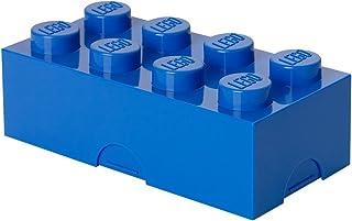 Lego Storage by Room Copenhagen LEGO Lunch Box, Blue