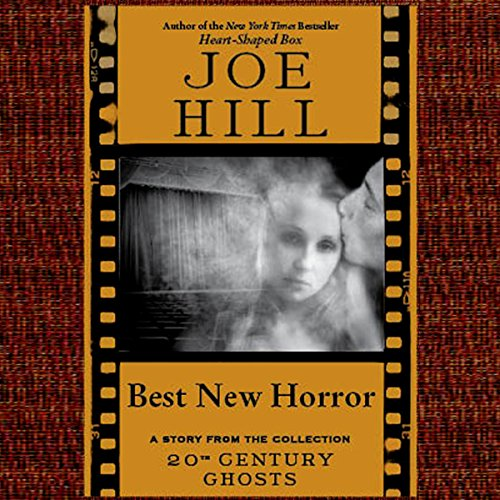 Page de couverture de Best New Horror